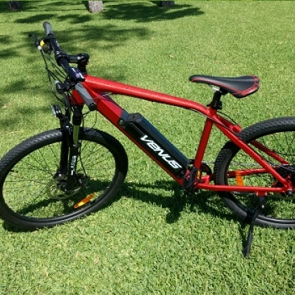 Electric Bikes for hire in Hervey Bay