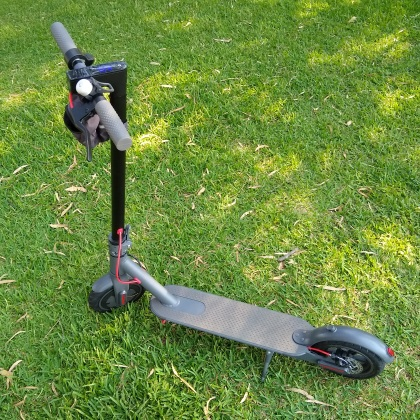 Electric Scooters for hire in Hervey Bay